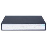 Сетевой коммутатор HPE 1420 8G Switch( Unmanaged, 8*10/100/1000, QoS, Fanless) (JH329A#ABB)