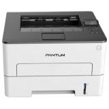 Принтер лазерный монохромный Pantum P3300DN (A4, Duplex, LAN)