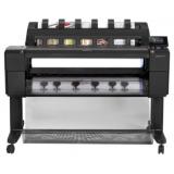 """Плоттер струйный цветной HP DesignJet T1530 (A1/36""""/914 мм, LAN) (L2Y23A)"""