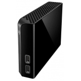 "Жесткий диск внешний 3.5"" 8Tb Seagate (USB3.0) STEL8000200 Backup Plus Hub черный"