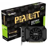 Видеоадаптер PCI-E Palit GeForce GTX1050 Ti 4096Mb PA-GTX1050Ti StormX 4G (OEM) GDDR5 128bit DVI-D/HDMI/DP