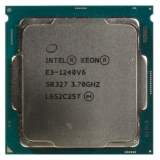Процессор Intel Xeon E3-1240V6 Kaby Lake (2017) (3700MHz, LGA1151, L3 8192Kb)