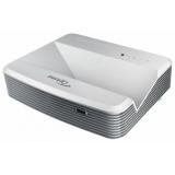Проектор Optoma EH320UST DLP (1920x1080)Full HD,4000 ANSI, 20000:1, 2xHDMI, 2xVGA, Composite, USB (B), +12В триггер, 3D Sync, RS-232, RJ45, Full 3D Ультракороткофокусный