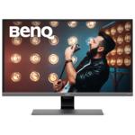 "Монитор-ЖК 31.5"" Benq EW3270U VA 3840x2160 2xHDMI DP USB-Type-C MM Grey"