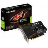 Видеоадаптер PCI-E Gigabyte GeForce GTX1050 Ti 4096Mb GV-N105TD5-4GD (RTL) GDDR5 128bit DVI-D/HDMI/DP