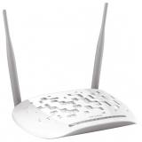 Маршрутизатор TP-Link TD-W8961N 802.11n/b/g 300Mbps, 4x10/100 LAN, 1xRJ11 WAN, ADSL/ADSL2/ADSL2+, Annex A, две внешние антенны 5dBi