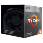 Процессор AMD Ryzen 5 3400G (BOX) S-AM4 3.7GHz/2Mb/4Mb/65W 4C/8T/RX Vega 11 1400MHz/11C