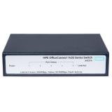 Коммутатор HPE 1420 JH327A неуправляемый 19U 5x10/100/1000BASE-T(JH327A)