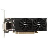 Видеоадаптер PCI-E MSI GeForce GTX1050 Ti 4096Mb GTX 1050 TI 4GT LP (RTL) GDDR5 128bit DVI-D/HDMI/DP