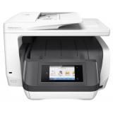 МФУ струйное цветное HP OfficeJet Pro 8730 (A4, принтер/сканер/копир/факс, ADF, Duplex, LAN, Wi-Fi) (D9L20A)