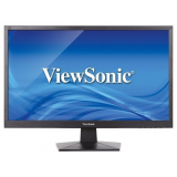 "Монитор-ЖК 24"" Viewsonic VA2407H, TN, LED, 1920x1080, 5мс, VGA, HDMI, Black"