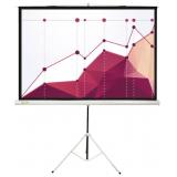 Экран Cactus 180x180см Triscreen CS-PST-180x180 1:1 напольный рулонный белый(CS-PST-180X180)