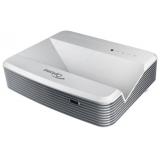 Проектор Optoma EH320USTi DLP (1920x1080)Full HD, 4000 ANSI, 20000:1,Интерактивный, 2xHDMI, 2xVGA, Composite, USB (B), +12В триггер, 3D Sync, RS-232, RJ45, Full 3D Ультракороткофокусный