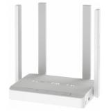 Маршрутизатор Keenetic Viva (KN-1910) 802.11ac 1300Mbps, 4x10/100/1000 LAN, 1x10/100/1000 WAN, 2xUSB 2.0, четыре внешние антенны 5dBi