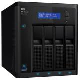 Сетевое хранилище NAS WD Original 32Tb WDBKWB0320KBK-EEUE MY CLOUD PR4100 4xDisk 4-bay(WDBKWB0320KBK-EEUE)