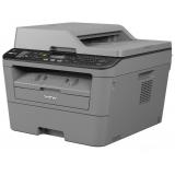 МФУ лазерное монохромное Brother MFC-L2700DNR (A4, принтер/сканер/копир/факс, ADF, Duplex, LAN) (MFCL2700DNR1)