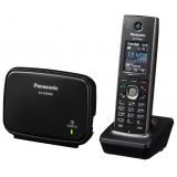 Телефон IP Panasonic KX-TGP600RUB черный