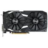 Видеоадаптер PCI-E ASUS Radeon RX 580 8192Mb DUAL-RX580-O8G (RTL) GDDR5 256bit DVI-D/2xHDMI/2xDP