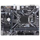 Материнская плата Gigabyte H310M H 2.0 (RTL) S-1151-v2 H310 2xDDR4 PCI-E x16/2xPCI-E x1 4xSATA III PS/2/D-sub/HDMI/4xUSB 2.0/2xUSB 3.1G1/GLAN/3 audio jacks mATX