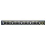 Коммутатор Catalyst 2960-X 48 GigE, 4 x 1G SFP, LAN Base (WS-C2960RX-48TS-L)
