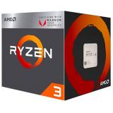 Процессор AMD Ryzen 3 2200G (OEM) S-AM4 3.5GHz/2Mb/4Mb/65W 4C/4T/Vega 8 1100MHz/8C