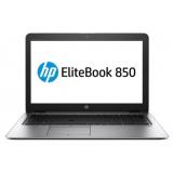 """Ноутбук HP EliteBook 850 G3 15.6""""(1920x1080 (матовый))/Intel Core i5 6200U(2.3Ghz)/4096Mb/500Gb/noDVD/Int:Intel HD Graphics 520/Cam/BT/WiFi/45WHr/war 3y/1.86kg/silver/black metal/W7Pro + W10Pro key + USB-C (T9X37EA#ACB)"""