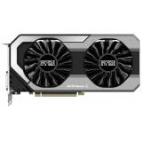 Видеоадаптер PCI-E Palit GeForce GTX1060 6144Mb PA-GTX1060 JetStream 6G (RTL) GDDR5 192bit DVI-D/HDMI/3xDP