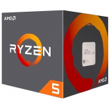 Процессор AMD Ryzen 5 1600 (BOX) S-AM4 3.2GHz/3Mb/16Mb/65W 6C/12T