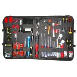 Набор инструментов Gembird TK-Elec (63 предмета)