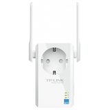 Усилитель TP-Link TL-WA860RE 802.11n 300Mbps, 1x10/100 LAN, две внешние антенны, розетка