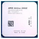 Процессор AMD Athlon 200GE (OEM) S-AM4 3.2GHz/1Mb/35W 2C/4T/Vega 3 1000MHz/3C