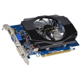 Видеоадаптер PCI-E Gigabyte GeForce GT730 2048Mb GV-N730D3-2GI (RTL) GDDR3 64bit D-sub/DVI-D/HDMI