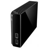 "Жесткий диск внешний 3.5"" 4Tb Seagate (USB3.0) STEL4000200 Backup Plus Hub черный"