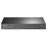 Коммутатор TP-Link T1500G-10PS (TL-SG2210P) 8x10/100/1000/PoE + 2xSFP, настраиваемый Smart