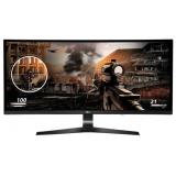 "Монитор LG 34"" 34UC79G-B черный IPS LED 21:9 HDMI матовая HAS 250cd 178гр/178гр 2560x1080 DisplayPort FHD USB 8.16кг(34UC79G-B.ARUZ)"