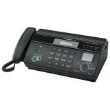 Телефакс Panasonic KX-FT988RU-B