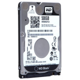 "Жесткий диск HDD 2.5"" SATA III 500Gb WD Black 7200rpm 32Mb (WD5000LPLX)"