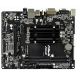 Материнская плата Asrock J3355M mATX AC`97 8ch(7.1) GbLAN+VGA+DVI+HDMI(J3355M)