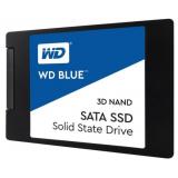 "Жесткий диск SSD 2.5"" SATA III 250Gb WD Blue (7 мм, 3D TLC, R550Mb/W525Mb, R95K IOPS/W81K IOPS, 1.7M MTTF) (WDS250G2B0A)"