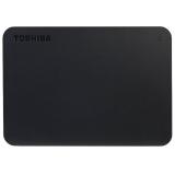 """Жесткий диск внешний 2.5"""" 1Tb Toshiba (USB3.0) Canvio Basics HDTB410EK3AA черный"""