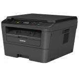 МФУ лазерное монохромное Brother DCP-L2520DWR (A4, принтер/сканер/копир, Duplex, Wi-Fi) (DCPL2520DWR1)