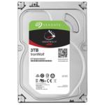 "Жесткий диск HDD 3.5"" SATA III 3Tb Seagate IronWolf 5900rpm 64Mb (ST3000VN007)"