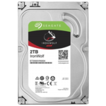 "Жесткий диск HDD 3.5"" SATA III 2Tb Seagate IronWolf 5900rpm 64Mb (ST2000VN004)"