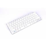 Клавиатура Jet.A SlimLine K7 W беспроводная ультракомпактная белая USB