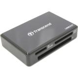 Кардридер USB 3.0 Transcend TS-RDF8K 13-in-1, черный