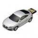 Кардридер USB AutoDrive Audi A4 (белый) (73133)