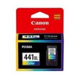 картридж canon cl-441xl для pixma mg2140/3140 color