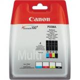 Картридж Canon CLI-451C/M/Y/BK для PIXMA iP7240/MG6340/MG5440 (комплект 4 цвета)