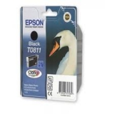 Картридж Epson T08114A10/T11114A10 Stylus Photo R270/290/RX590 black повыш.емк