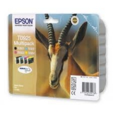 Картридж Epson T09254A10/T10854A10 Stylus C91/CX4300 (комплект 4 цвета CMYK)